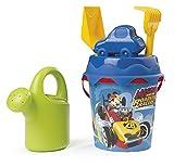 Mickey y Los Superpilotos Cubo de Playa Completo (Smoby 862074)