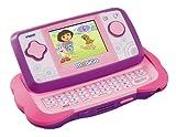 VTECH 80-115854 - MobiGo Lernkonsole TFT-Touch Display pink inklusiv Lernspiel
