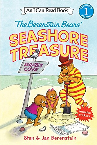 The Berenstain Bears' Seashore Teasure