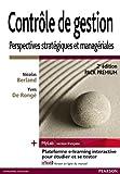 Contrôle de gestion 2e édition - Pack Premium FR : Livre + eText + MyLab | version française - Licence étudiant 12 mois