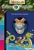 Telecharger Livres Les carnets de la cabane magique Tome 16 Les monstres marins (PDF,EPUB,MOBI) gratuits en Francaise