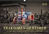 Traktoren - OldtimerAT-Version (Wandkalender 2019 DIN A3 quer): Peter Roder - eine Sammlung seiner faszinierenden Bilder nostalgischer Trecker. (Geburtstagskalender, 14 Seiten ) (CALVENDO Mobilitaet)