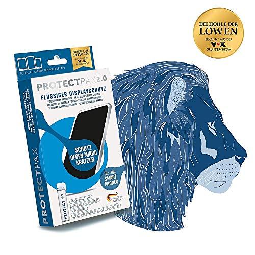 ProtectPax 2.0 Flüssiger Displayschutz aus der Fernsehshow Die Höhle Der Löwen - innovativer Displayschutz für alle Handys & Marken