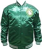 Mitchell & Ness Herren Jacken/College Jacke HWC Team Boston Celtics Grün L