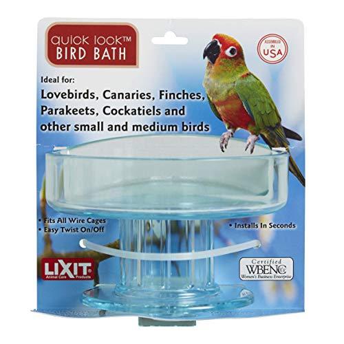 Lixit Corporation blx0787Quick Lock Vogeltränke -