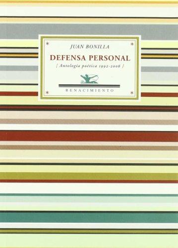 Defensa Personal (Antologías)