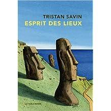 Esprit des lieux: Chroniques du monde de Tristan Savin ,Sylvain Tesson (Préface) ( 17 avril 2015 )