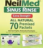 NeilMed Sinus Rinse Hypertonic Refill 70 Sachets
