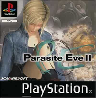 Image result for Parasite Eve 2 box art PAL