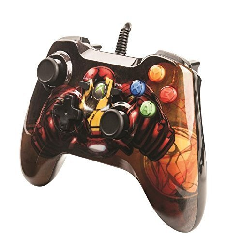 Marvel Avengers: Iron Man 360 Controller (Xbox 360) by BD&A