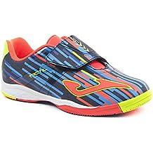 Joma Tactil, Zapatos de Futsal Unisex Niños
