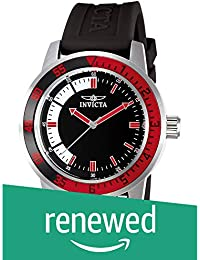 (Renewed) Invicta Specialty Analog Black Dial Mens Watch - 12845