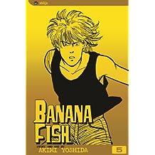 Banana Fish, Vol. 5 by Akimi Yoshida (2004-12-14)