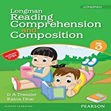 Longman Reading Comprehension and Composition Book for Class 3
