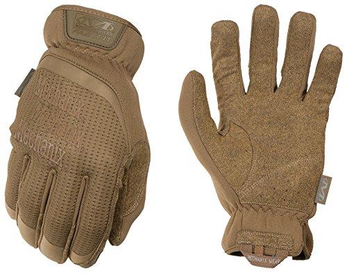 Mechanix Wear FFTAB-72-011 Guanti Tattici Fastfit, Coyote, X-L