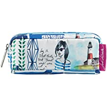 miquel-rius bolsa rectangular estuche (X 8,3cm x 7cm Ocean Breeze, acrílico, multicolor