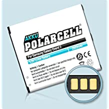 PolarCell–Batería con NFC para Samsung Galaxy Express 2SM-G3815Premier GT-I9260/EB-L1L7LLA 2250mAh 8,55wh (/)