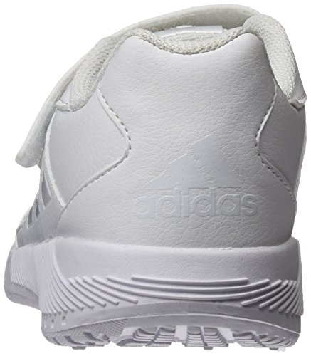 adidas Altarun CF K, Chaussures de Fitness Mixte enfant blanc–(Ftwbla/grimed/Ftwbla)