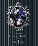 Black Butler Artworks 1