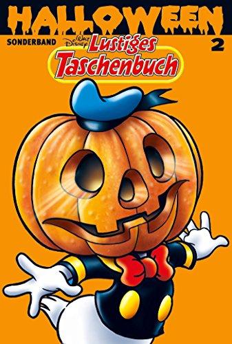 Lustiges Taschenbuch Halloween 02: Sonderband (Disney Halloween Duck Cartoons Donald)