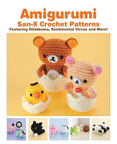 Amigurumi: San-X Crochet Patterns por Eriko Teranishi