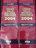 Codice della riforma tributaria 2004