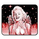Best Angel Star Gifts For A Friends - Wellcoda Angel Diva Star Celebrity Monroe Smile Non-Slip Review