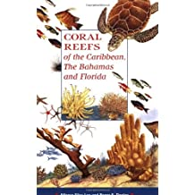 Coral Reefs of the Caribbean, the Bahamas and Florida by Alfonso Lee (1998-08-26)