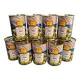 Jolca grüne Oliven mit Thunfischfüllung, 1er Pack (1 x 3.6 kg)