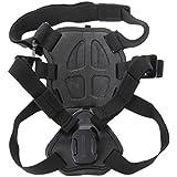 Eachbid Hound Dog Fetch Harness Adjustable Chest Strap Mount For GoPro Hero /HERO6 /5/5 Cameras
