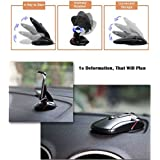 Benjoy® Mouse Shape Foldable Multifunctional One Touch Car Phone Holder Stand Car Phone Mount, Car Mount, Car Phone Holder With One-button Release For Any Android Smart Phone (I Phone) For Audi A3 Cabriolet