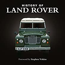 Big Book Of History of Land Rover