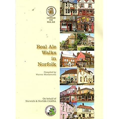 Real Ale Walks in Norfolk
