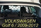 Divisorio Griglia Rete Divisoria Ergotech RDA65-S, per trasporto cani e bagagli.