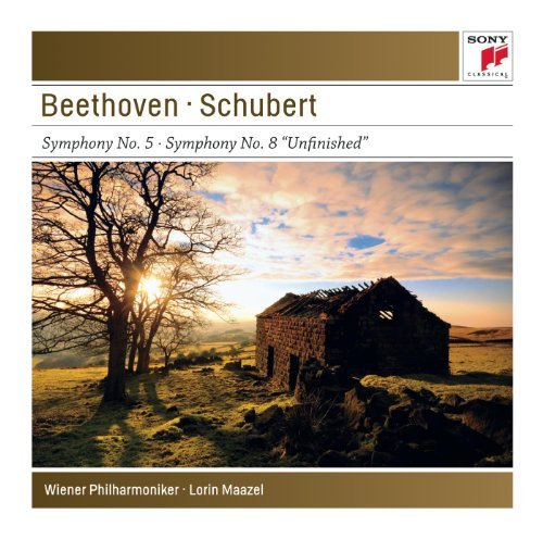 "Beethoven: Symphony No. 5 & Schubert: Symphony No. 8 ""Unfinished"" - Sony Classical Masters"