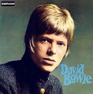 DAVID BOWIE david bowie, vinyl LP
