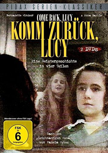 Komm zurück, Lucy (Come Back, Lucy) - Eine Geistergeschichte in 4 Teilen (Pidax Serien-Klassiker) [2 DVDs] -