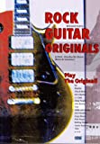 Rock Guitar Originals: 20 Rock-Klassiker für Gitarre - Play The Original - Wieland Harms