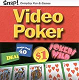 Best Topics Entertainment PC Games - Snap! Video Poker (PC) Review