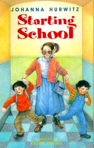 Starting school.