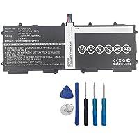 cxkj batería para Samsung Galaxy Tab 10.1/Galaxy Tab 210.1/Galaxy Note 10.1(7000mAh) batería de repuesto para 1S2P Tablet batería