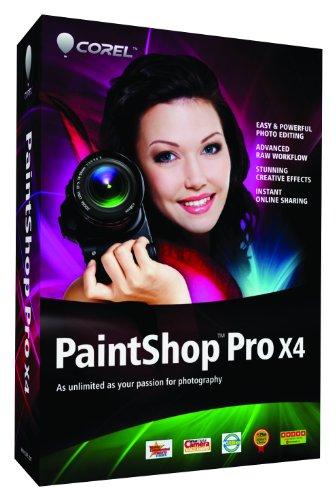 Paint Shop Pro / vX4 / Windows / englisch / CD