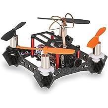 Goolsky JJRC JJPRO-T2 Micro Drone de Carrera FPV Basado en F3 Controlador de Vuelo Cepillado Receptor Frsky Compatible con Frsky Taranis X9D BNF