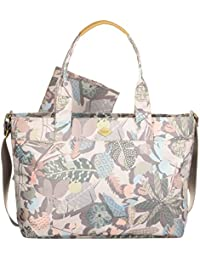 Oilily Damen Diaper Bag Schultertasche, 16x31x42 cm
