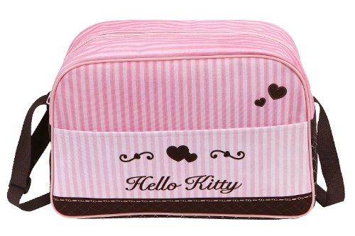 Undercover hk13725–Bolsa de deporte Hello Kitty, 33x 22x 13cm