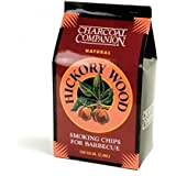 Charcoal Companion Hickory Wood Smoking Chips for BBQ