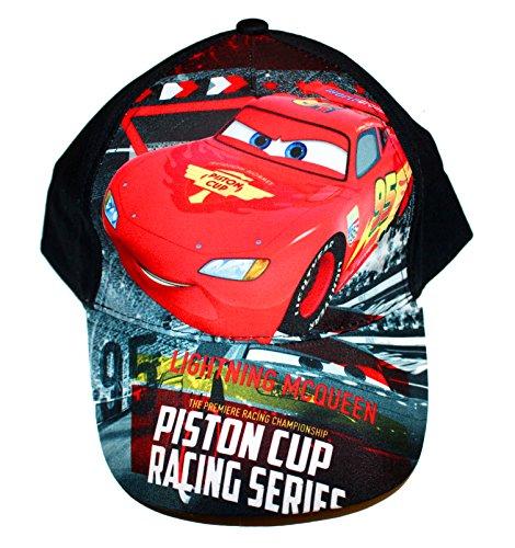 disney-pixar-cars-jungen-cap-kappe-schirmmutze-baseballcap-52-schwarz