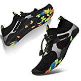 Mabove Water Shoes Womens Mens Quick Dry Barefoot Sports Aqua Shoes for Swimming
