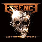 Last Night Of Solace by Essence (2013-03-28)