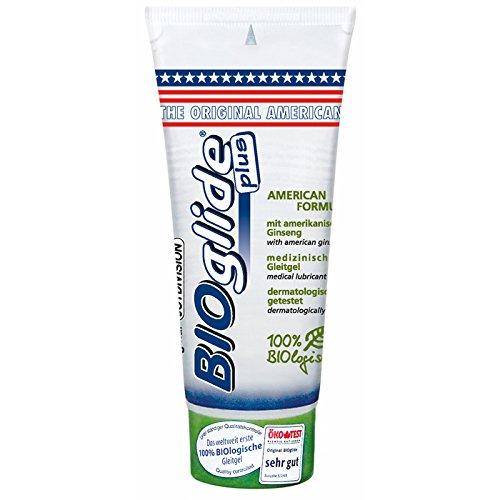 Joydivision American BIOglide Plus Gleitmittel, 100 ml